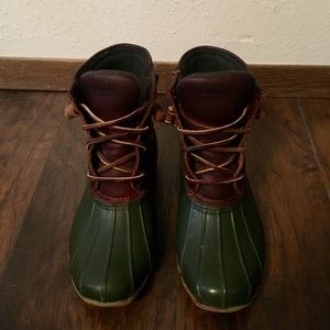 Sperry Shoes - Sperry Saltwater Duck Boots